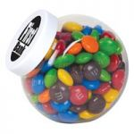 M&M's  in Containers
