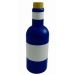 anti stress wine bottle