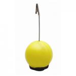 Anti Stress Ball Note Holder