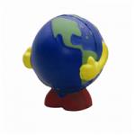 anti stress world globe