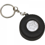 anti stress tyre keyring