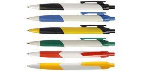 Tri Grip Plastic Pen