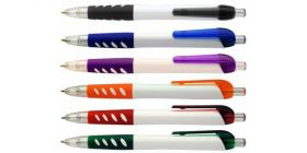 Turbo Grip Plastic Pens