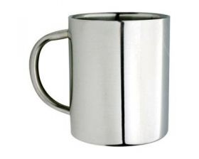 Stainless Steel Coffee Mug