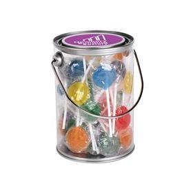 Lollipops in 1 litre Drum