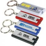 Rectangular Flashlight Keyrings