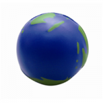 anti stress world globe