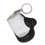 anti stress boxing glove keyring