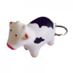 anti stress cow keyring