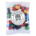 Assorted Colour Jelly Beans in Cello bag