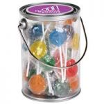 Lollipops in 1 litre Drum