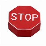 Anti Stress Stop Sign