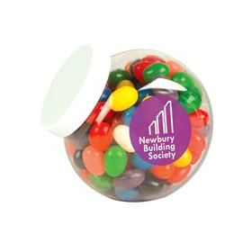 Jelly Beans  in Containers