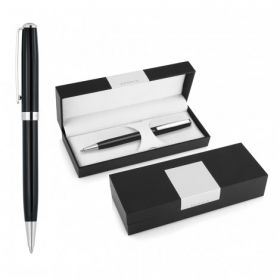 Derofe Connoisseur Black CT Ballpoint Pen
