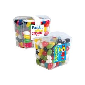 Assorted Jelly Beans in mini noodle boxes
