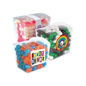 Corporate Jelly Beans in mini noodle boxes