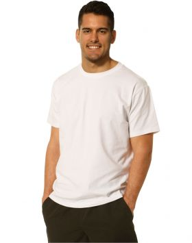 Mens Fitted Stretch T-Shirts