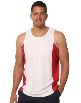 Cooldry Trainer Mens Singlet
